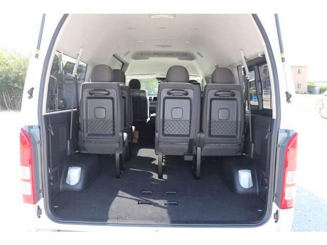 十分な荷室を確保!詳しくは当社ホームページ www.stealth-jp.com  を御覧ください。在庫車、制作車両紹介、質問の多いQ&Aなども御座います。