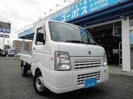 スズキ キャリイ 660 FC エアコン・パワステ 3方開 ワンオーナー