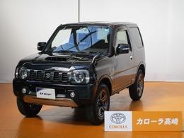スズキ ジムニー 660 ランドベンチャー 4WD SDナビ ETC シートヒーター