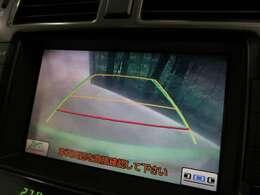 バックカメラで駐車時に後方確認もできますので、大きな車の運転で不安な方も安心してお乗りいただけます♪