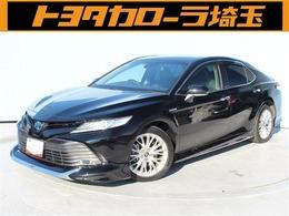 トヨタ カムリ 2.5 G レザーパッケージ モデリスタフルエアロ シートヒーター
