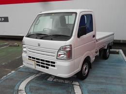 スズキ キャリイ 660 KCエアコン・パワステ 3方開 4WD 5速マニュアル 4WD