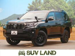 トヨタ ランドクルーザープラド 2.7 TX Lパッケージ ブラック エディション 4WD 登録済み未使用車 シートエアコン レークル