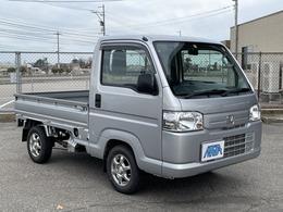 ホンダ アクティトラック 660 SDX 4WD 禁煙車 アルミ エアコン パワステ