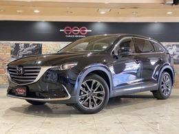 米国マツダ CX-9 2020 新車並行輸入車 左ハンドル SIGNATURE  i-ACTIV  AWD