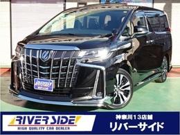 トヨタ アルファード 2.5 S Cパッケージ 登録済未使用車 サンルーフ モデリスタ
