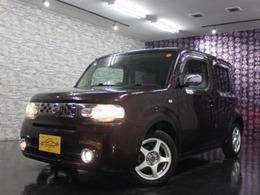 日産 キューブ 1.5 15X FOUR Mセレクション 4WD ナビTV インテリキー