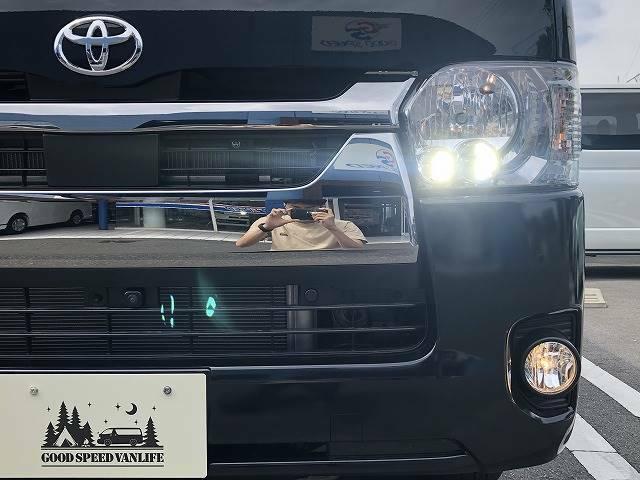 透明感あるLEDヘッドライトが装備されております!0568-37-4092までお問合せ下さい♪