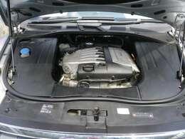 3.2リッターV6エンジン。