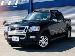 フォード エクスプローラースポーツトラック XLT 4WD フォード認定サービスディーラー