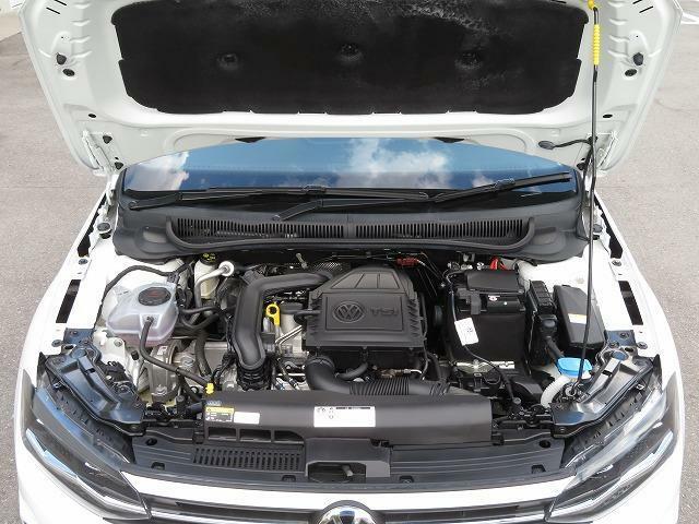1.0LTSIエンジン:直噴技術とターボを組み合わせ、燃料を向上させながら力強いパフォーマンスを発揮するTSIエンジン。