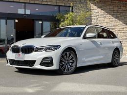 BMW 3シリーズツーリング 320i Mスポーツ 黒革シート ハイラインPKG 地デジTV