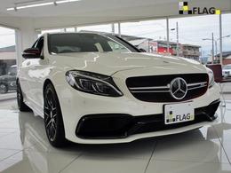 メルセデスAMG Cクラス C63 S エディション1 限定350台専用 エクステリア&インテリア