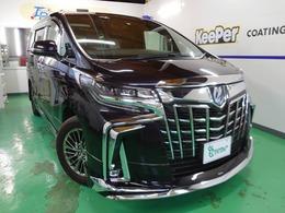 トヨタ アルファード ハイブリッド 2.5 エグゼクティブ ラウンジ S 4WD 白革シート(限定) 7人乗り モデリスタ