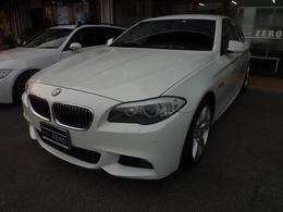 BMW 5シリーズ 523i Mスポーツパッケージ 純正ナビ パドルシフト HIDライト