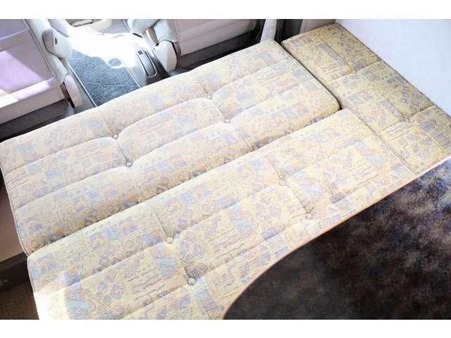 ダイネットベッドメイク☆150cm×93の子供用のベッドです☆