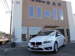 BMW 2シリーズアクティブツアラー 218i ナビ TV Bカメラ ワンオーナー