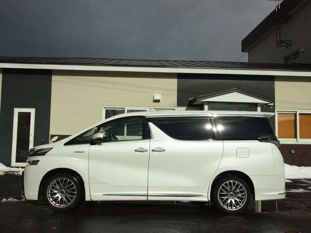 当店以外でご購入されたお車の整備・パーツ取り付けもお客様のご予算に応じて対応致します。
