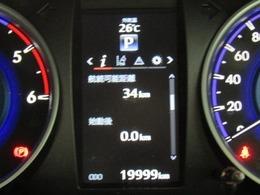 走行距離はおよそ20,000kmです。