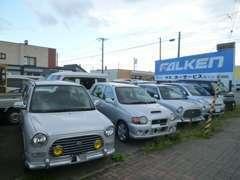 ■お買い得車を多数展示中!旧車、輸入車などのご相談も承ります。