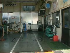 指定工場(民間車検場)