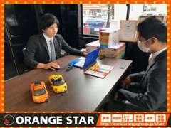 当店の営業スタッフは整備士の資格も保有しておりますので、お車に関しての細かな質問にもお答え出来ます!