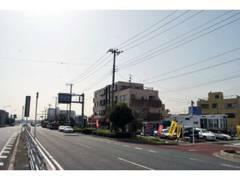 国道296沿い♪京葉道路花輪インターから300m♪ららぽーと♪IKEA♪イオンモール♪稲毛幕張浜近いです♪並びにセブンイレブン