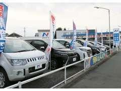 お乗り換えもお気軽にご相談ください!常時20台以上の展示車輌をご用意しております!