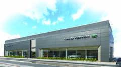 三重県のジャガー・ランドローバー正規販売店 新車・中古車販売、及び整備を行っております。