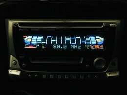 ☆社外オーディオ(FH-P3006ZY)Carrozzeria製 CD、MD、ラジオ