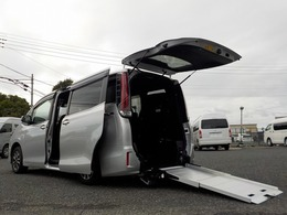 トヨタ エスクァイア 2.0 Xi ウェルキャブ スロープタイプ タイプII サードシート付 両側自動ドア ナビBカメラETC TSS