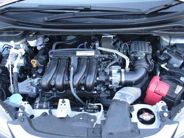 ホンダ車のエンジンは定評があります