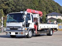 日野自動車 スペースレンジャー 6t 4段クレーン付 ラジコン KK-GD1JLDA