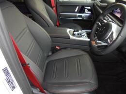 ドライビングダイナミックシート、電動ランバーサポート、アクティブマルチコントロールシートバック
