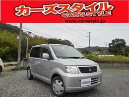 三菱 eKワゴン 660 M 保証付き ベンチシート コラムAT