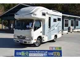 トヨタ カムロード ナッツRV クレア5.0X 冷蔵庫 FFヒーター 1500Wインバーター ナビ