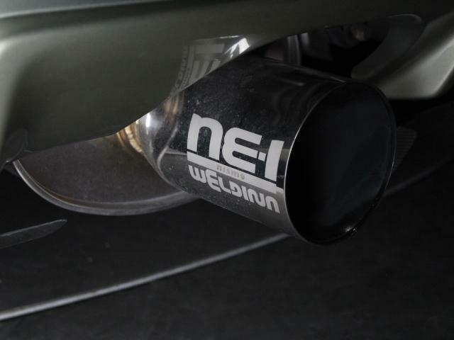 NismoヴェルディナNE-1マフラーを装着!抜けの良い綺麗なRBサウンドをお楽しみ頂けます。