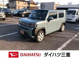ダイハツ タフト 660 G