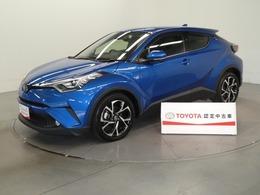 トヨタ C-HR ハイブリッド 1.8 G Toyota Safty Sense搭載