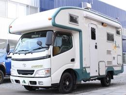 トヨタ カムロード バンテック レオバンクス 4WD 2段ベッド6人就寝