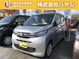 三菱 eKワゴン 660 M 届出済未使用車 電動格納ミラー!