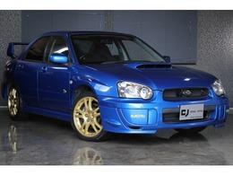 スバル インプレッサ 2.0 WRX 2003 Vリミテッド 4WD 1オーナー/新品タイヤ/本州仕入/ターボ