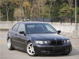 BMW 3シリーズコンパクト 318ti Mスポーツパッケージ 5MT 左H 正規ディーラー車 社外AW