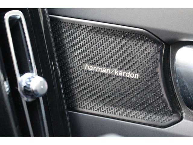 1stEdition(全国限定300台)の特別装備となる、harman/kardonプレミアムサウンド。600W・13スピーカーを誇ります。