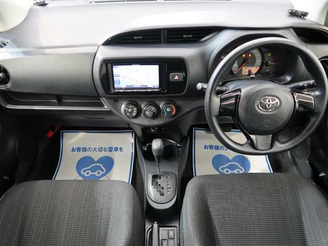 レンタアップ 【H29年式ヴィッツ入庫しました】4WD車両!!状態の良いおすすめな一台です!