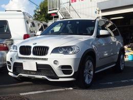 BMW X5 xドライブ 35d ブルーパフォーマンス 4WD 純正ナビ TVキャンセラー