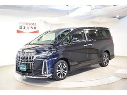トヨタ アルファード 3.5 SC 4WD 本革シート