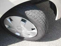 タイヤの溝もバッチリです♪