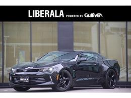 シボレー カマロ LT RS 黒革 ETC スマートキー APPLECARPLAY