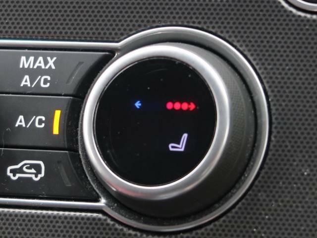 前席シートヒーター『三段階で強弱の調節が可能なシートヒーティング機能を装備しております。季節によっては欠かすことのできないポイントの高い装備ではないでしょうか。』